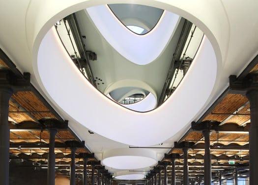 Varsavia trasforma ex fabbrica in hotel