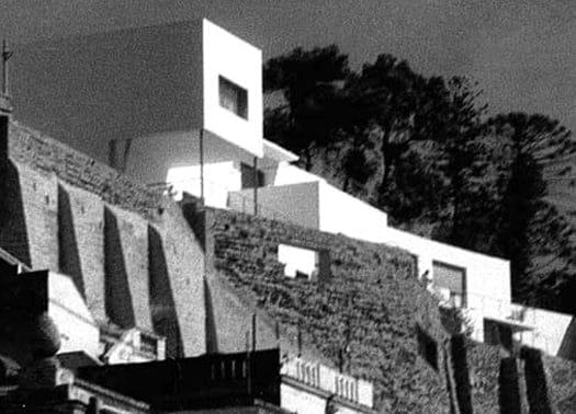 Villa Oro. Una ricerca per l'Abitare. Luigi Cosenza, Bernard Rudofsky