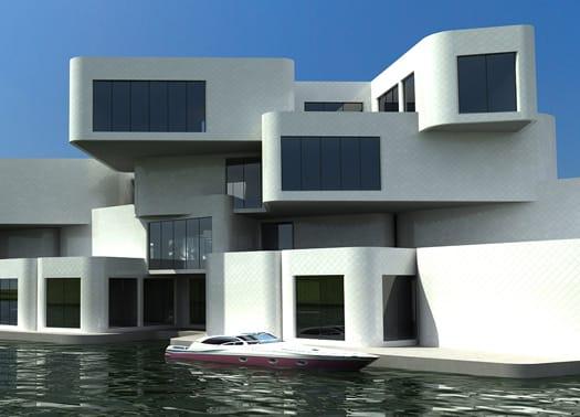 The Citadel: il primo complesso residenziale galleggiante