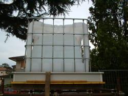 Anche Wienerberger sfida il cubo di ghiaccio