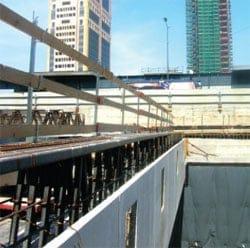 Top-down e Sistema REP®: stazione metropolitana Garibaldi MM5 di Milano