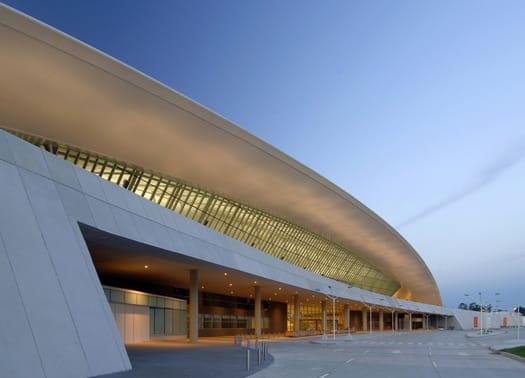 Uruguay: Carrasco International Airport di Rafael Viñoly