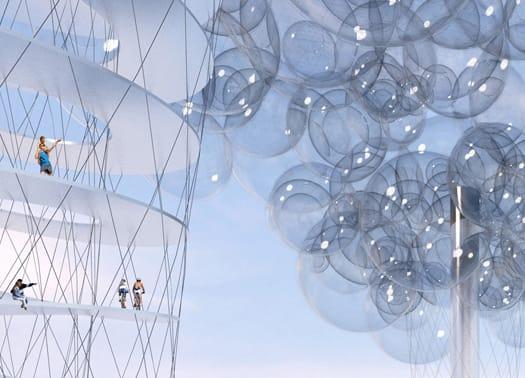 The Cloud: una nuvola digitale simbolo delle Olimpiadi 2012