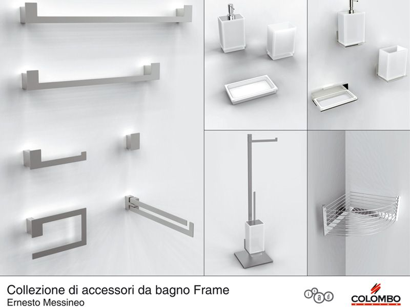 Premiazione colombo design calls for creativity for Accessori bagno di design