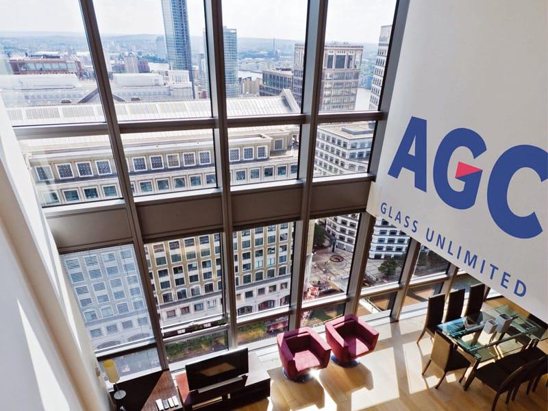 Planibel Top 1.0 di AGC GLASS EUROPE