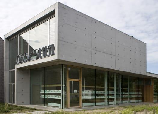 Belgio: uffici con appartamenti firmati Buro II