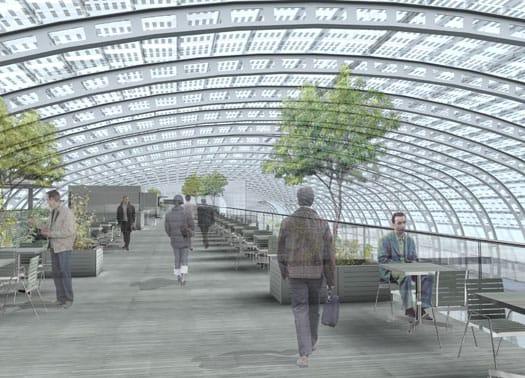 Torino Porta Susa: pronto nel 2011 lo scrigno di cristallo