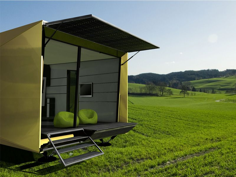 'The Self Sufficient Home' di Empa con DuPont™ Energain®