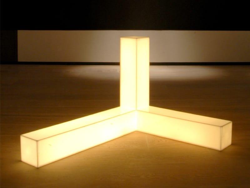 Lampada Triplex
