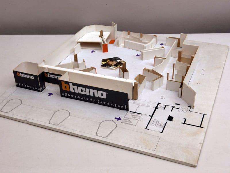 BTicino e Achille Castiglioni: un legame decennale in mostra allo showroom De Padova