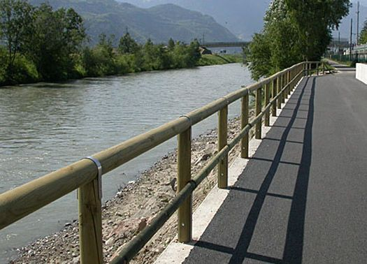 Treviso riqualifica l'area del fiume Piave