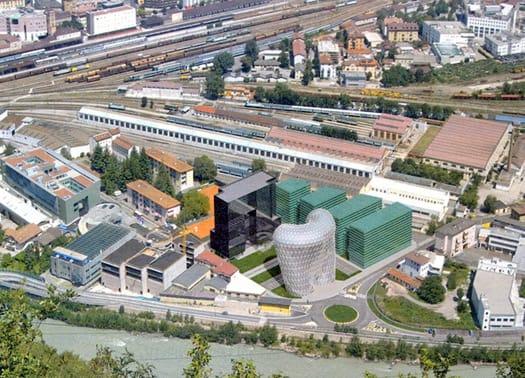 Areale ferroviario di Bolzano: al via il concorso