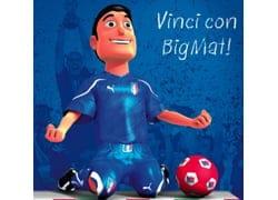 Vola in Sudafrica con BigMat, Fornitore Ufficiale della Nazionale Italiana di Calcio
