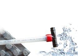 Uponor One Pipe: unica tubazione per impianti sanitari e radianti