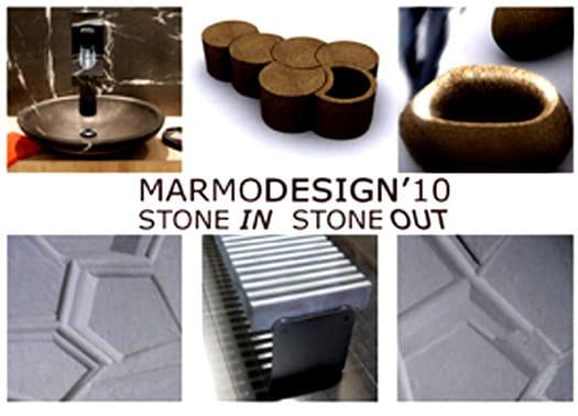 Al via Marmodesign '10 Stone in Stone out