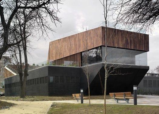Zaragoza: nuova sede dei Servizi Ambientali di Magén Arquitectos