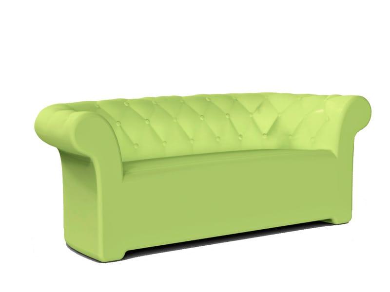 Vivere il verde con l'arredamento Serralunga