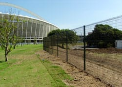 Betafence fa goal con le recinzioni per stadi