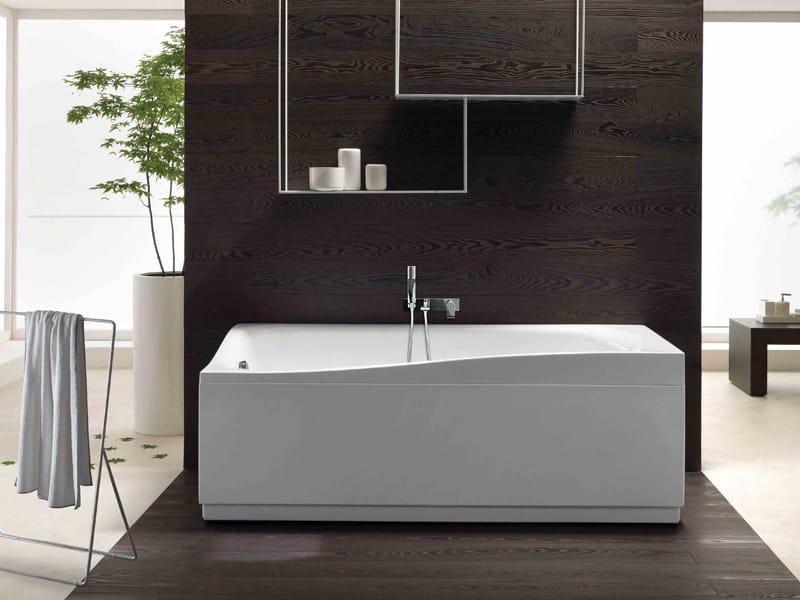 Vasca Da Bagno Teuco Paper Prezzi : Nasce dallacqua la nuova vasca kinea di teuco