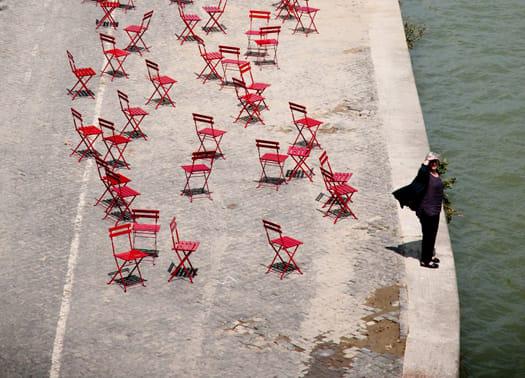 Alla 12ª Biennale d'Architettura l'happening 'Chance Encounter'