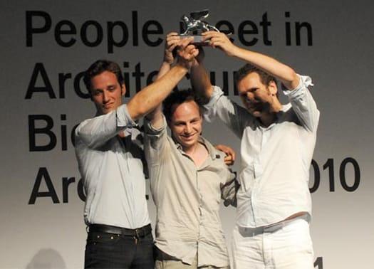 Tutti i vincitori della 12. Biennale di Architettura di Venezia