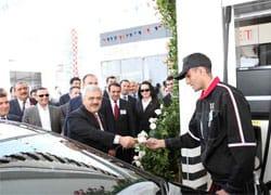 Azerbaijan, Socar sceglie DuPont Corian per rivestire le stazioni di servizio
