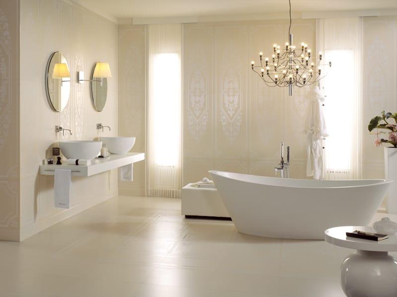 Ad personam il classico ceramico di petracer s ceramics - Piastrelle per bagno classico ...
