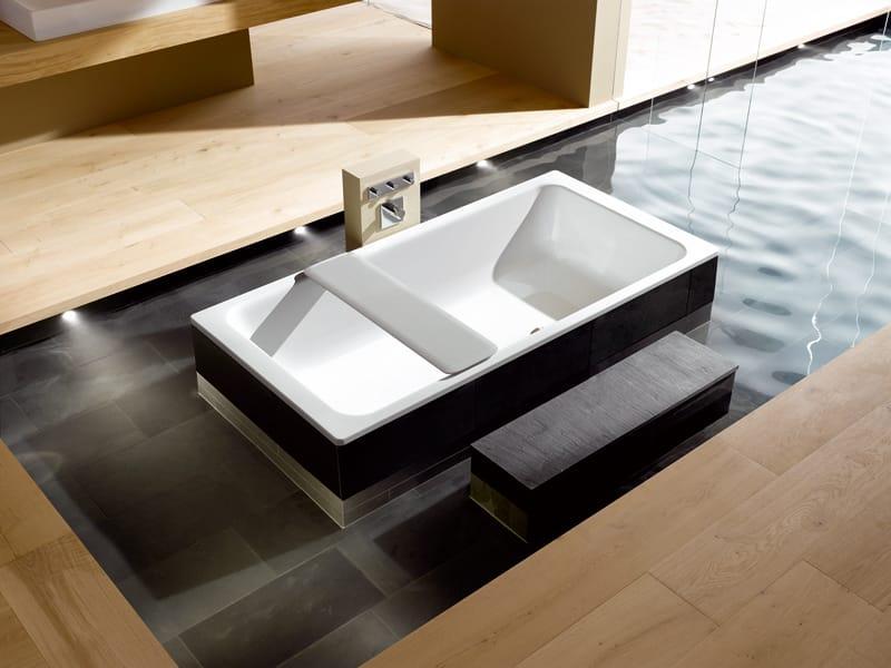 Vasca Da Bagno Kaldewei Dimensioni : Bassino la nuova vasca da bagno kaldewei