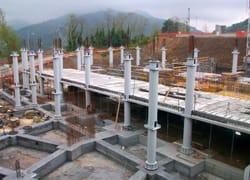 Tecnostrutture per il Parco Scientifico Tecnologico degli Erzelli a Genova