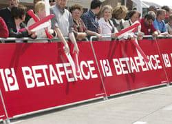 Novità recinzioni temporanee Betafence