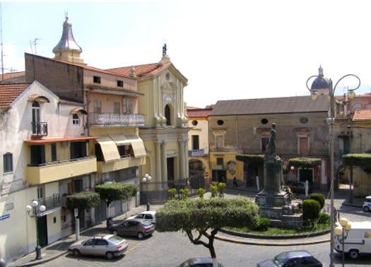 Acerra riqualifica Piazza Castello