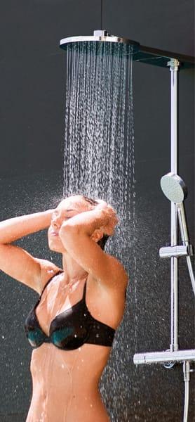 Trio: la nuova filosofia della doccia by Alpi