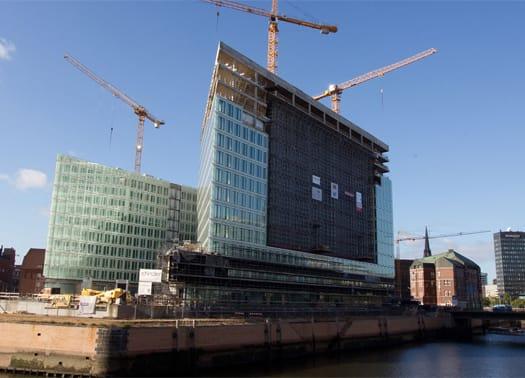 Amburgo: il nuovo quartier generale 'Spiegel Group' di Henning Larsen