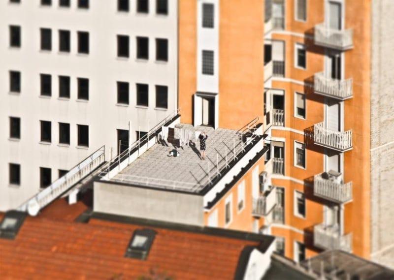 Terzo Premio - Michele Rossi, 'Urban Stage'
