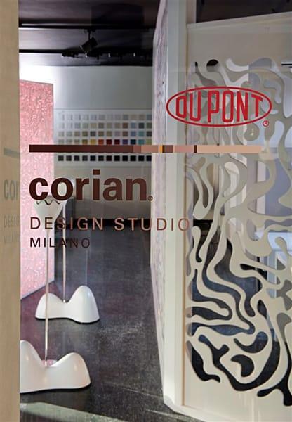 DuPont™ Corian® cambia casa a Milano
