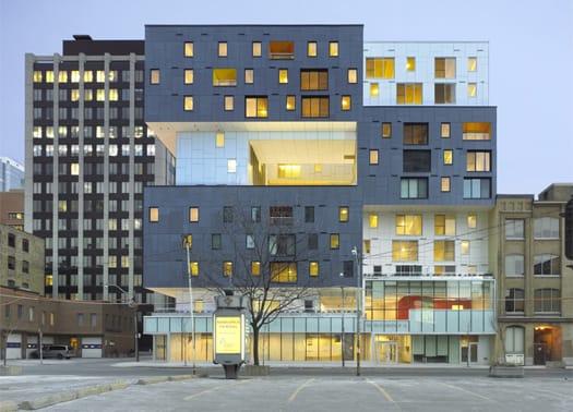 Teeple Architects premiato per l'eco-cooperativa di Toronto