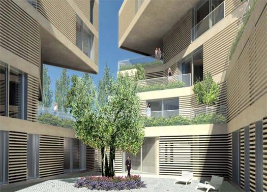 Vimercate: il masterplan di Macullo per riqualificare il sito dell'ex ospedale