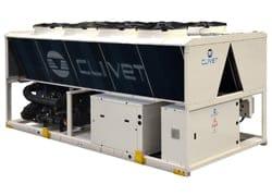 Clivet presenta Spinchiller2, il nuovo refrigeratore di liquido