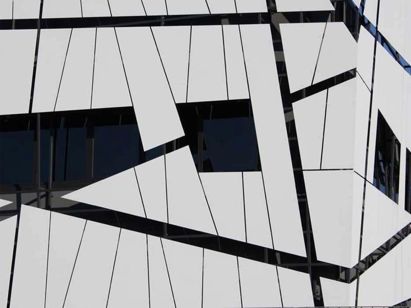 DuPont™ Corian® per la nuova sede aziendale di Modula