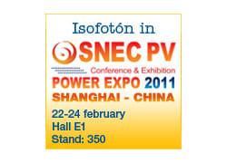 ISOFOTON partecipa allo SNEC PV Power Expo di Shanghai