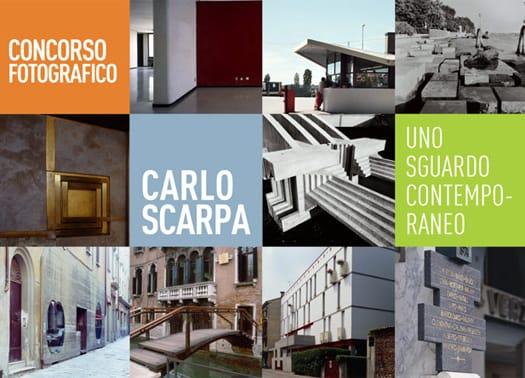 """Al via la prima edizione del concorso """"Carlo Scarpa: uno sguardo contemporaneo"""""""