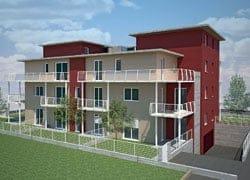 Bioclima zero per un edificio ad alta efficienza