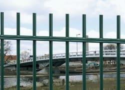 Betafence presenta il sistema di recinzione Barofor
