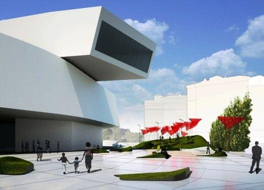 Young Architects Program MAXXI: vincono i romani stARTT
