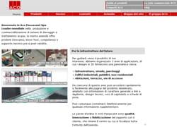 Aco presenta il nuovo sito web sul mondo delle acque reflue