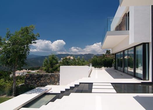 Andalucia: la casa di McLean Quinlan Architects