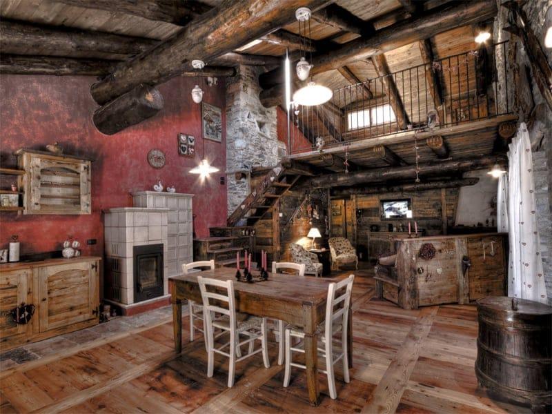 Bosc vej srl a home spa design 2011 for Chalet arredamento
