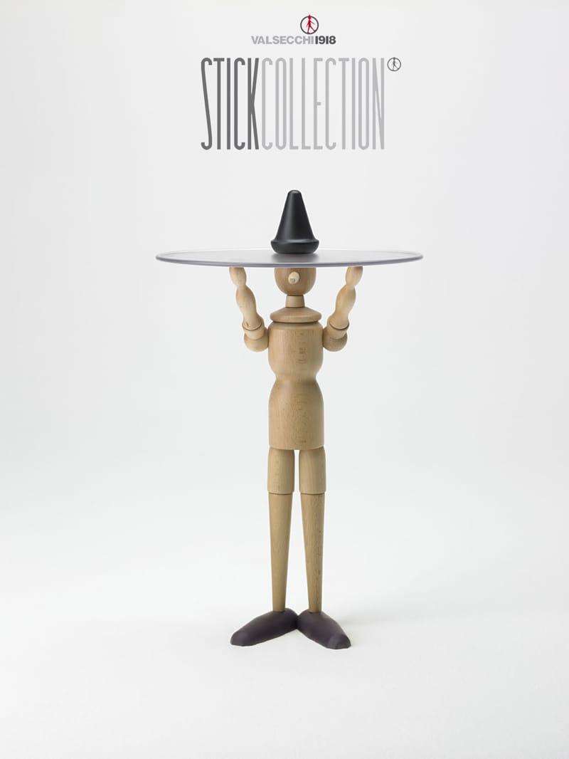Valsecchi presenta la Stickcollection ai Saloni 2011