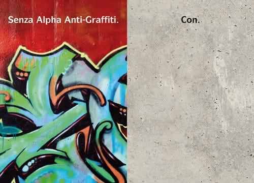 Nasce Alpha Anti-graffiti di Sikkens: i muri e le città sono più puliti