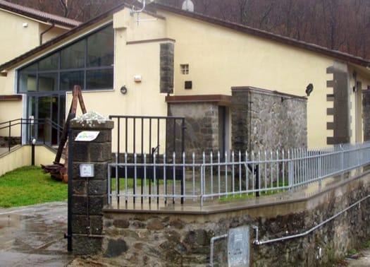 Valorizzazione della sede del Parco Nazionale dell'Appennino tosco emiliano